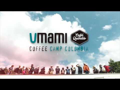Umami Coffee Campus COLOMBIA trailer 2016