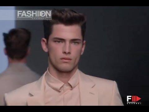 CALVIN KLEIN Spring Summer 2008 Menswear Milan - Fashion Channel