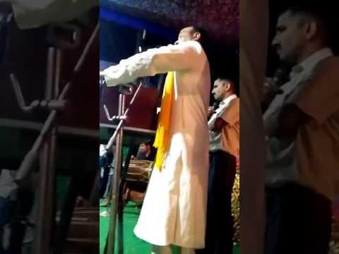 Himachali folk singer Sanjay mastanapresent