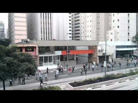 Sao Paulo Skateboarders