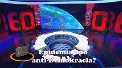 """LIVE/ 360 gradë - """"Epidemia apo anti-Demokracia?"""" - 27 prill 2020"""