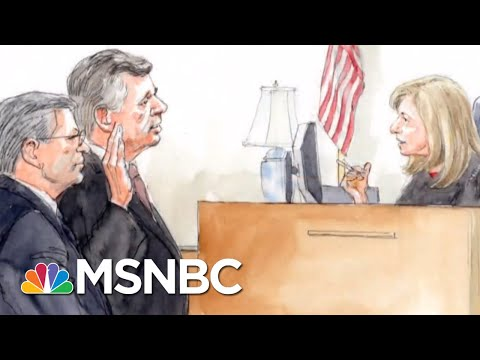 Robert Mueller Secures Full Cooperation, Guilty Plea From Paul Manafort | Rachel Maddow | MSNBC