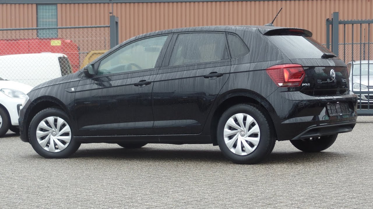 Volkswagen NEW Polo 2018 Comfortline DSG Deep Black Pearl ...