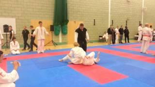 Jitsu Randori 2013 - Saskia Novice groundfight