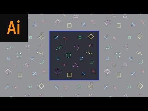 How to Create Patterns in Illustrator Tutorial