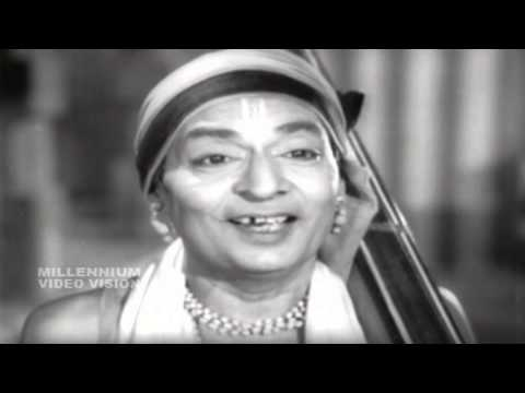 Malayalam Evergreen Film Song | Easwara Chinthayithonne | Bhakta Kuchela | Kamukara