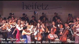 Heifetz 2015: Oh, Shenandoah