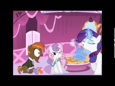 Sweetie Belle x Button Mash  Can You Feel the Love Tonight