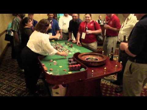 Roulette Table Rentals in Chicago, IL - Castle Party Rentals
