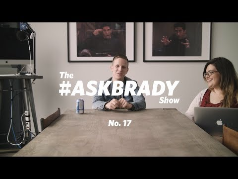 Social Media Scheduling, Volunteer Recruitment & Writing Emails People Read | #AskBrady Episode 17