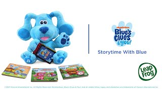 Blue's Clues & You!™ Storytime With Blue  | Demo Video | LeapFrog®