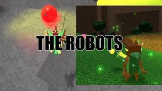 ROBOT BATTLE IN ROBLOX