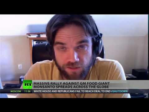 Pop Corn Revolution  World takes to streets to protest Monsanto   GMO