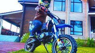 Senya يختبر الدراجات النارية الجديدة