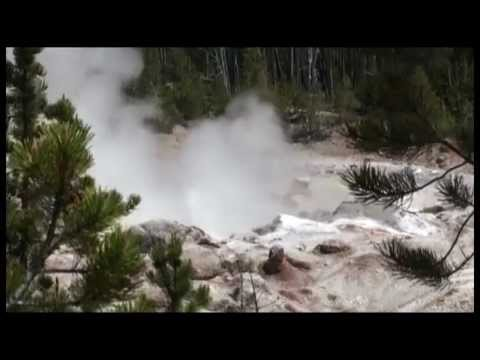 Norris Geyser Basin, Yellowstone National Park