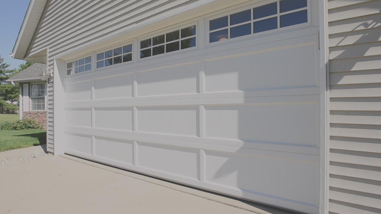 How Do I Know If My Garage Door Is Properly Balanced? | Uxbridge