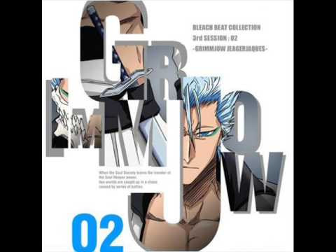 Bleach Beat Collection: SIX Feelings - Grimmjow