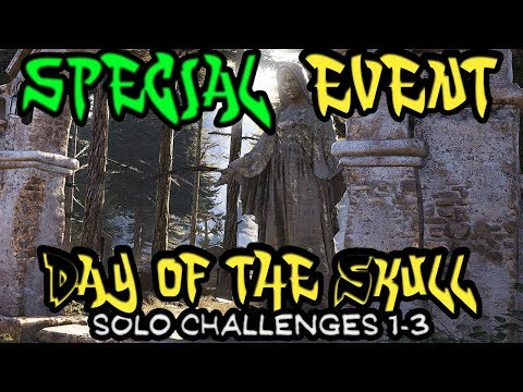 Day of the Skull Special Event: Solo 1-3 and all 21 skulls 🞔 Ghost Recon Wildlands 🞔