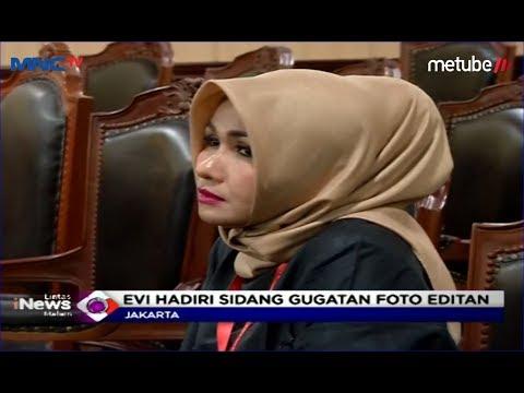 Caleg DPD Cantik Digugat Edit Foto Berlebihan, Hakim Ingin Lihat Muka Asli Avi Apita - LIM 18/07