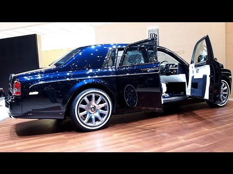 2015 Rolls-Royce Phantom Extended Wheelbase -  Exterior and Interior Walkaround