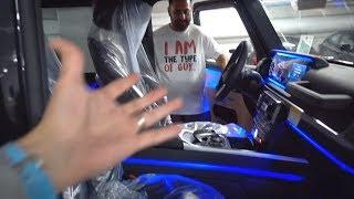 Belen Quiere Esta Mercedes En Vez de La Rolls Royce! | Salomondrin