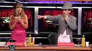 Showmatch 2009 - Rocío Guirao Díaz vs Graciela Alfano