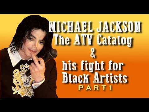 Michael Jackson: The ATV Catalog and his Fight for Black Artists - Part 1