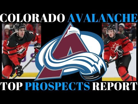 TOP NHL PROSPECTS 2018 - COLORADO AVALANCHE