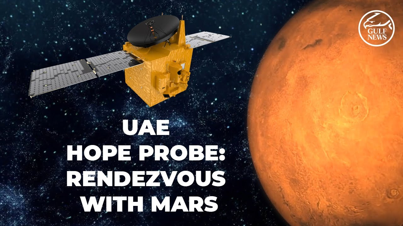 UAE Mars mission: All you want to know about Hope Probe's orbital insertion - Gulf News