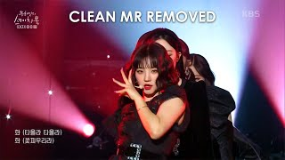 [CLEAN MR Removed] 210115 (G)I-DLE (여자)아이들 HWAA
