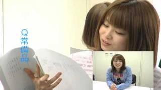 「東京俳優市場2010春」第2話から沢樹マイカさんのインタビューです。