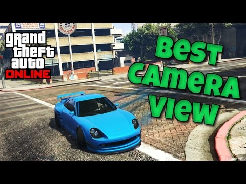 GTA 5 Tips #7 - Choosing The Best Camera View When Racing (PS4)
