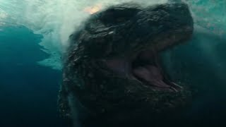 "Godzilla Vs. Kong - Official Exclusive ""Godzilla Meets Kong"" Clip (4K)"