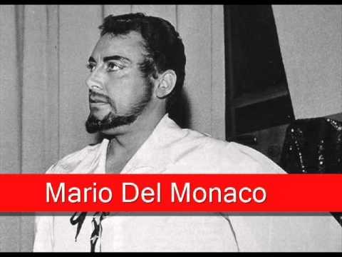 Mario Del Monaco: Massenet - Werther, 'Pourquoi me réveiller'