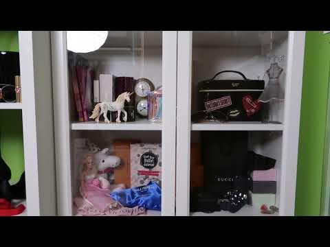 Моя-гардеробная-комната-🔥-ikea-🔥-моя-мечта-✅thejuliasworld