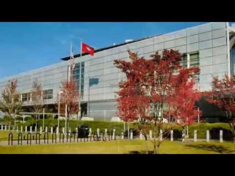 Visiting Clinton Presidential Center, Building in Little Rock, Arkansas, United States