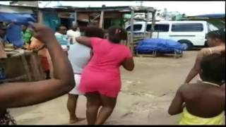 Shooting In Coronation Market - TVJ Prime Time News - July 24 2017