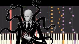 Slender Man Song - Shadows - NPT Music - Piano Original Song