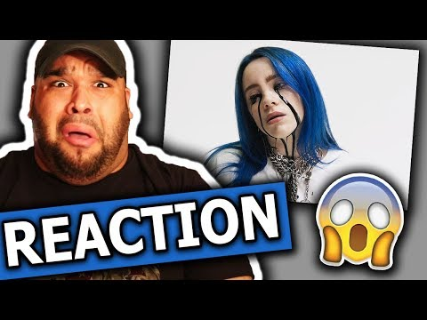 Billie Eilish - when the party&39;s over   REACTION