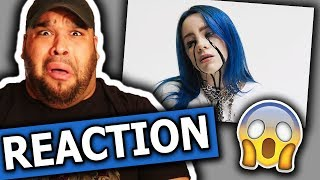 billie eilish when the partys over music video reaction
