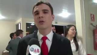 OAB-PB defende prerrogativa do advogado Jonas Braulio