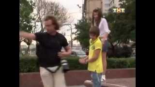 ТНТ сняли фильм про Даню и Кристи! || TNT Channel about Danya&Kristy love story!