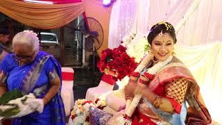 Darshini Rishi bangle caremony