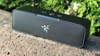 Razer Leviathan Mini Review (Portable Bluetooth Speaker)