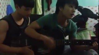 Guitar rock xuyên màn đêm