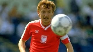 TOP 10 Zbigniew Boniek - Gole / Goals [1976-1988]