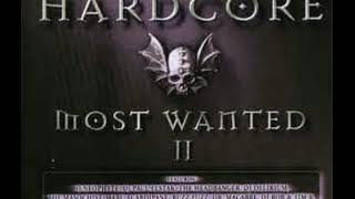 hardcore most wanted II cd2