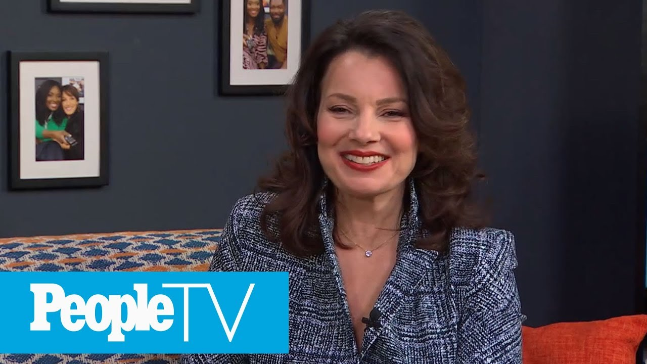 Fran Drescher Would Play Cardi B's Mom In A 'The Nanny' Reboot | PeopleTV
