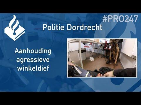 Politie #PRO247 Aanhouding
