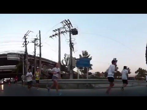งานวิ่งแพทย์รังสิต ครั้งที่ 2 (คลอง 2 - สะพานข้ามคลองรังสิต)
